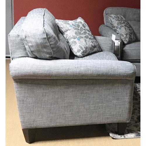 La-Z-Boy - Laurel Chair & A Half IN Indigo   (655-411-c165986,44924)