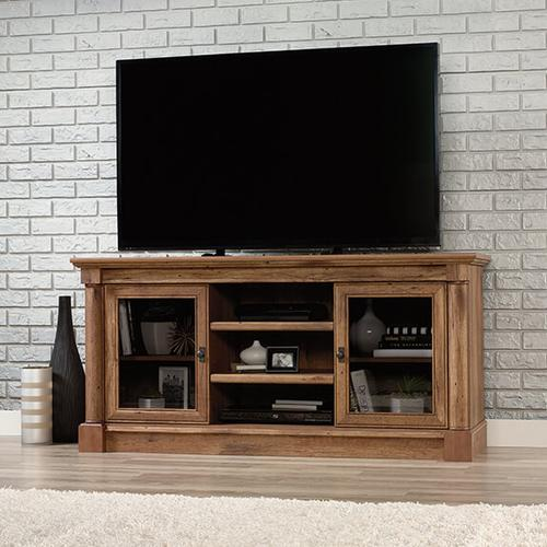 Sauder Vine Crest Entertainment TV Stand