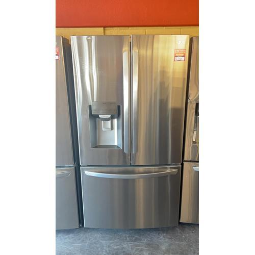 Treviño Appliance - LG French Door Smart Refrigerator in PrintProof Stainless Steel