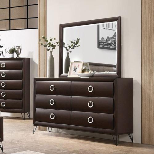 Acme Furniture Inc - Tablita 2PC Set: Dresser & Mirror (27460)