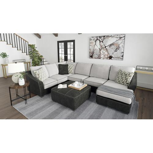Ashley Furniture - Bilgray 3-piece Sectional
