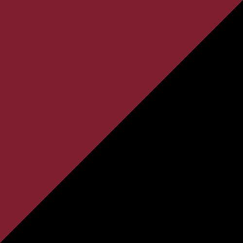 Adirondack Glider 2' Cherry and Black