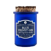 Blue Velvet Gin Candle