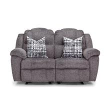 Victory Rocking/Reclining Loveseat - Gray