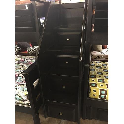 Storage Staircase Black Cherry