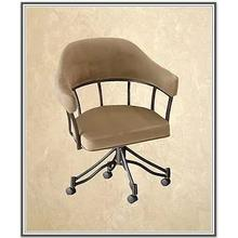 London - Dining Chair - With Arms - Tilt Swivel