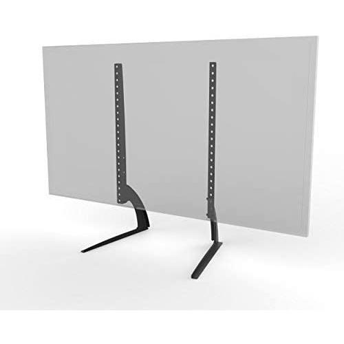 """Product Image - Universal Height Adjustable Replacement Table Top TV Stand Legs - LED/LCD 37""""-65"""""""