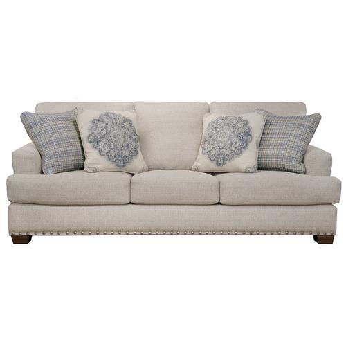 Newberg Sofa - Platinum