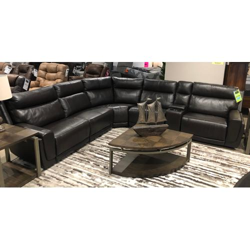 Product Image - Palmero 6 Piece Reclining Sectional
