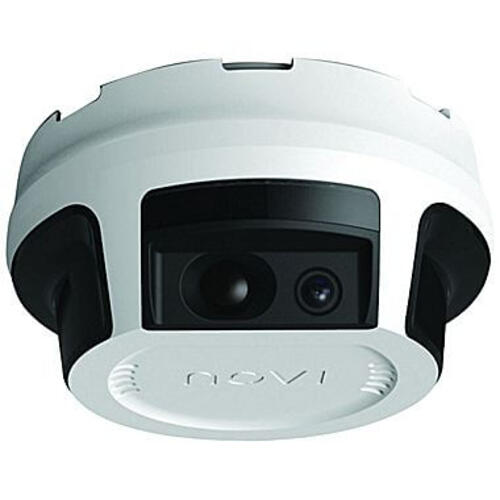 Novi Security - Novi Security Nk-2415-p 4-in-1 Home Security Kit