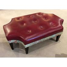 Riley Rectangle Ottoman-Floor Sample