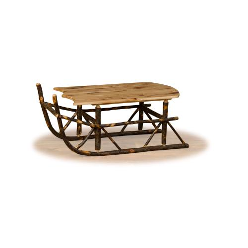 Product Image - Hickory Sleigh Coffee Table