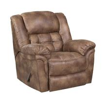129-91-15  ROCKER RECLINER, Almond