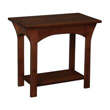 Monarch - Chairside Table