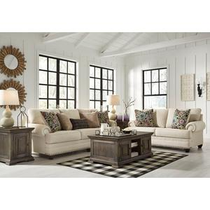 Harrietson Sofa and Loveseat Set