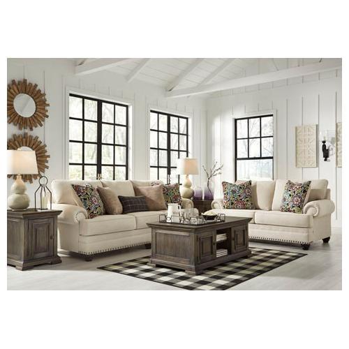 - Harrietson Sofa and Loveseat Set