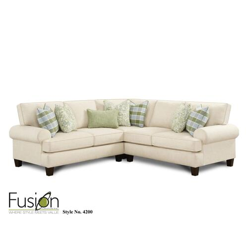 Baja Natural- 2 Piece Sectional
