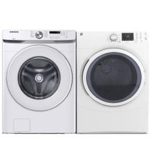 See Details - 4.5 cu. ft. Front Load Washer with Vibration Reduction Technology & 7.5 cu. ft. Electric Dryer