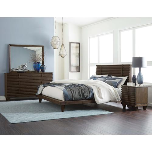 Ridgewood 4Pc Eastern King Bed Set