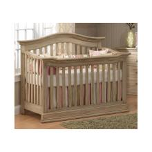 Montana 4 in 1 Crib - Driftwood