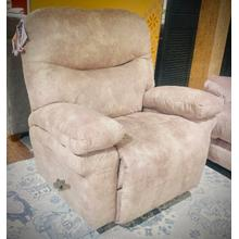 See Details - LEYA  Rocker Chaise Recliner in Paloma Grey      (6M77-19869b,40168)