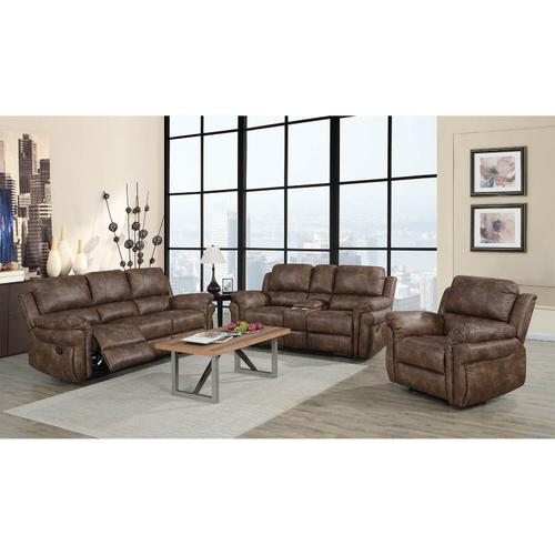 Cardinal Toffee Living Room Set