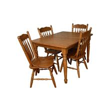 Harvest Extension Table Set