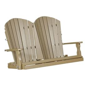 Leisure Lawns Collection - #341 Fanback Swing