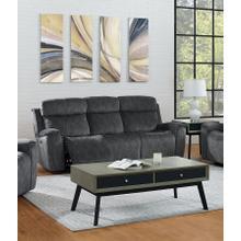 View Product - Kagan Dual Recliner Sofa - Shadow Gray