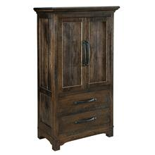 View Product - Farmhouse 2 door 2 drawer Armoire