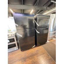 See Details - *** ANKENY LOCATION** GE® ENERGY STAR® 19.2 Cu. Ft. Top-Freezer Refrigerator **NEW OPEN BOX ITEM**