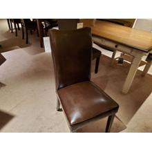 Standard Furniture La Jolla Brown Parson's Chair
