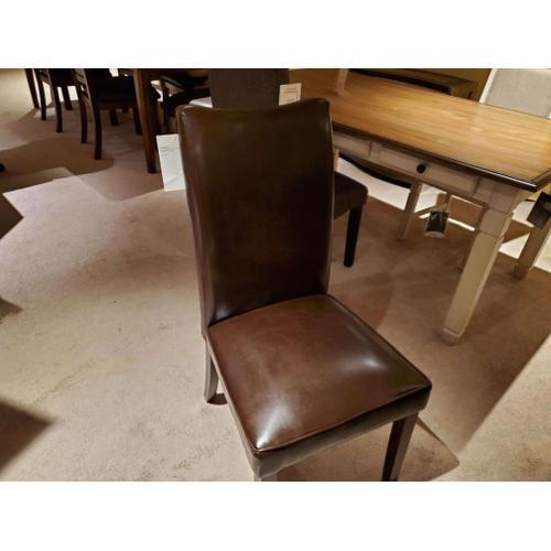 Factory Closeouts - Standard Furniture La Jolla Brown Parson's Chair