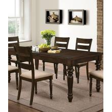 Annandale Dining Table and with 4 Chairs