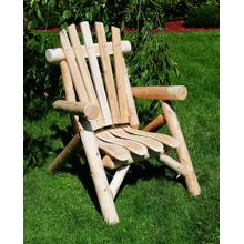 See Details - Log Chair