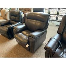 Bridgeport Leather Power Recliner