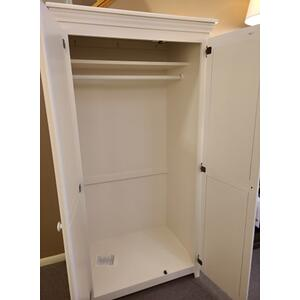 Archbold Furniture - Pine Wardrobe