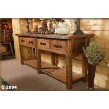 Stony Brooke 7' Console Table