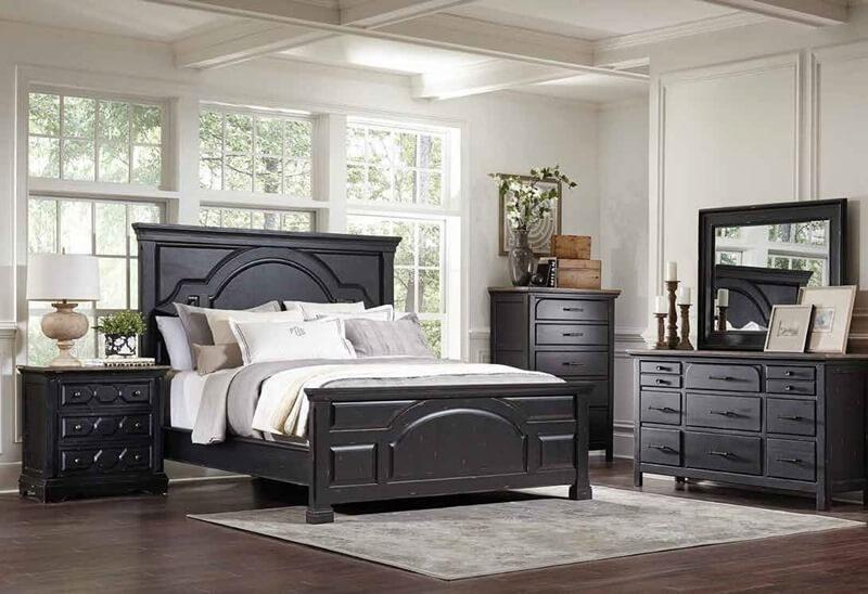 Celeste 4Pc Cal King Bed Set