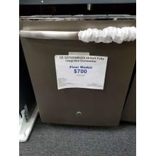 """See Details - GE 24"""" Fully Integrated 24"""" Dishwasher GDT655SMJES (FLOOR MODEL)"""