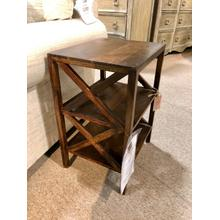 Archive X Side Accent Table