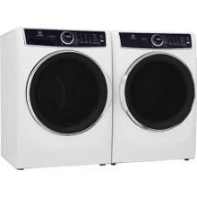 See Details - Eletrolux LuxCare 6 Series Front Load Laundry Set in White