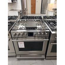 View Product - Frigidaire Professional 30'' Gas Front Control Freestanding