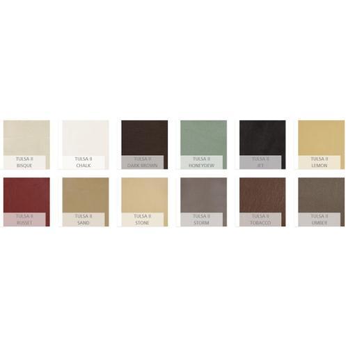 Palliser - Barrett Leather Sectional