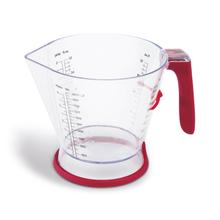 Zyliss Measuring Cup Set of  4 Pieces, Red