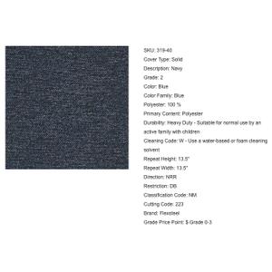 Flexsteel - Kerrie Fabric Rocker Recliner - 319-40