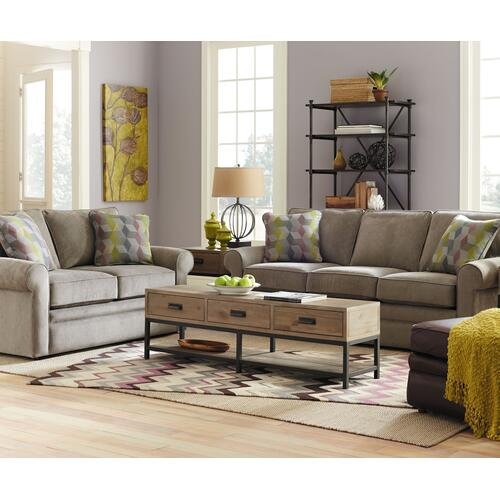LA-Z-BOY 494G Collins Premier Sofa, Loveseat & Chair Group