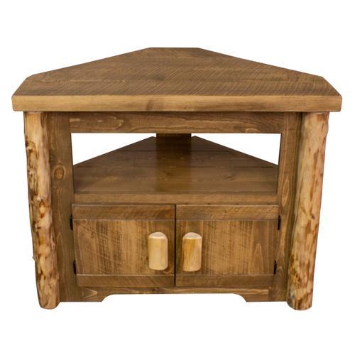 Best Craft Furniture - Aspen Corner TV Stand