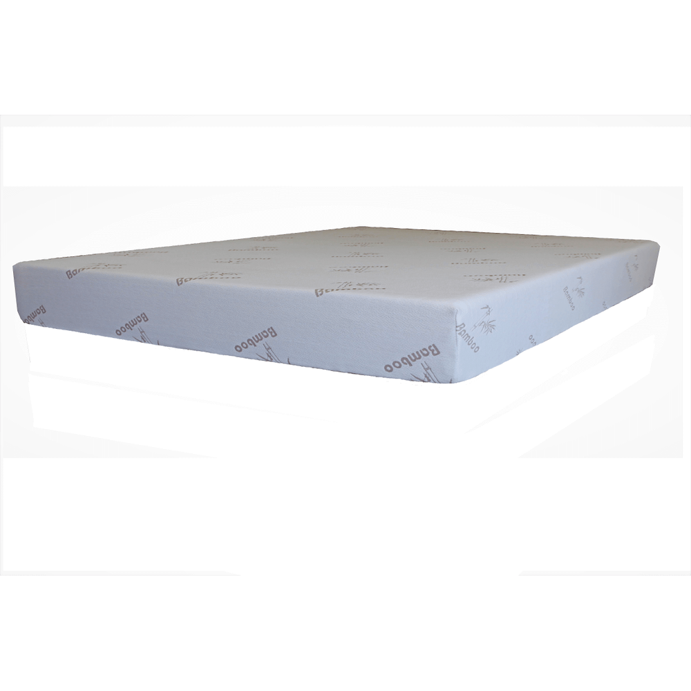 "Memory Foam Bamboo 6"" Mattress"