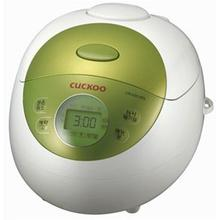 CUCKOO RICE COOKER l CR-0351F GREEN (3 Cup)